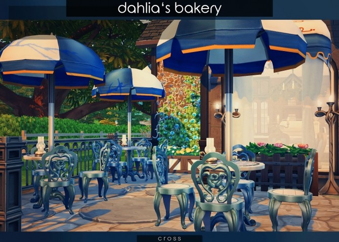 Dahlias Bakery at Cross Design image 7414 670x479 Sims 4 Updates