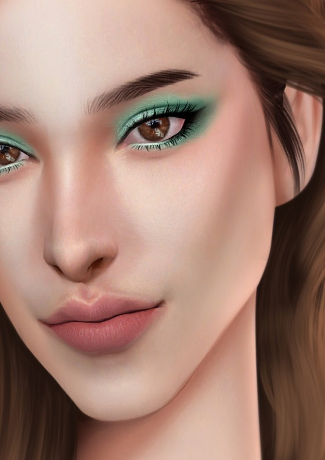 GPME GOLD Palette Kyshadow at GOPPOLS Me image 747 670x948 Sims 4 Updates