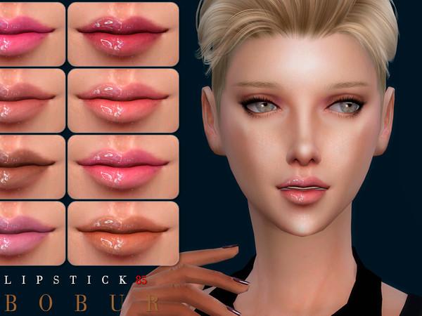 Sims 4 Lipstick 85 by Bobur3 at TSR