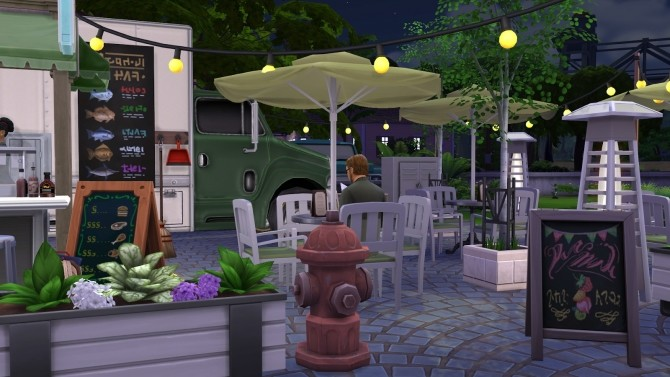 Food truck at Fab Flubs image 758 670x377 Sims 4 Updates