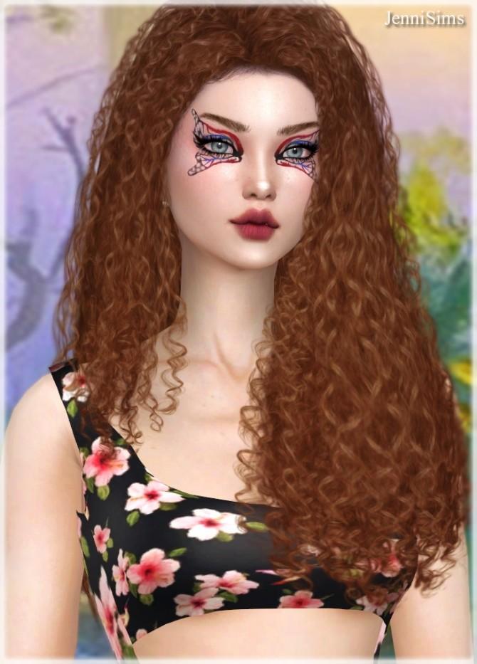 Eyeshadow Witcheryng Girl (15 Swatches ) at Jenni Sims image 765 670x933 Sims 4 Updates