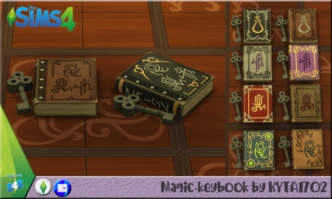 Magic Clutter set by Kyta1702 at Simmetje Sims image 7712 670x402 Sims 4 Updates