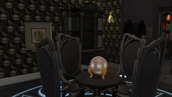 Autumn Magic mini set at b5Studio image 789 670x377 Sims 4 Updates