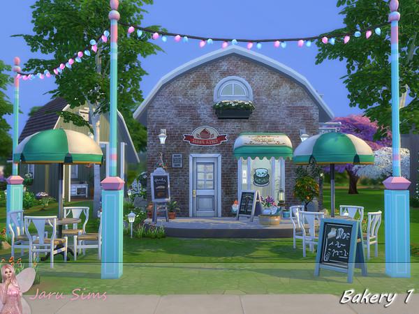 Bakery 1 by Jaru Sims at TSR image 8 Sims 4 Updates