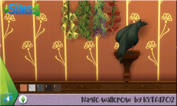 Magic Clutter set by Kyta1702 at Simmetje Sims image 8011 670x402 Sims 4 Updates