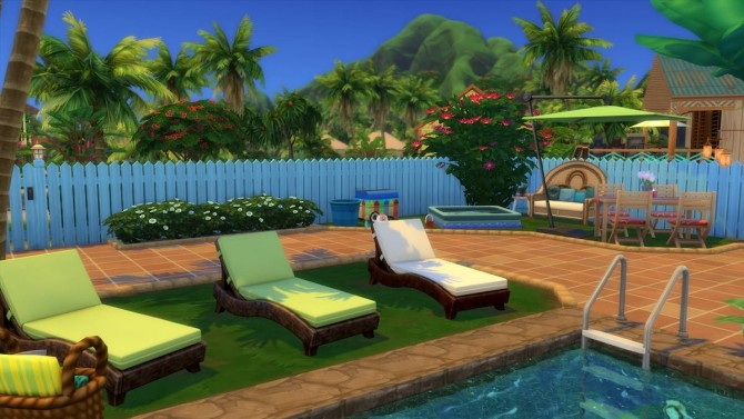 Sulani Town Family Home by Caradriel at Mod The Sims image 8112 670x377 Sims 4 Updates