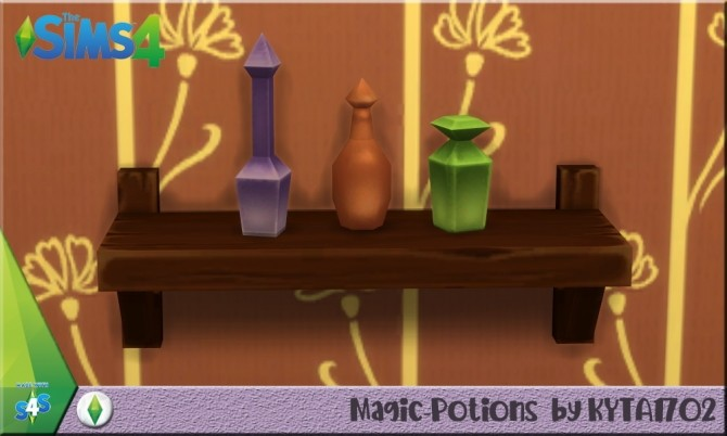 Magic Clutter set by Kyta1702 at Simmetje Sims image 8116 670x402 Sims 4 Updates