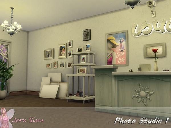 Photo Studio 1 by Jaru Sims at TSR image 814 Sims 4 Updates