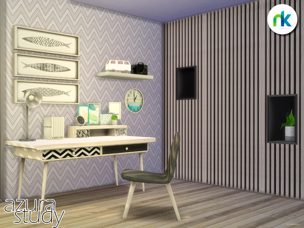 Azura Study by nikadema at TSR image 843 Sims 4 Updates