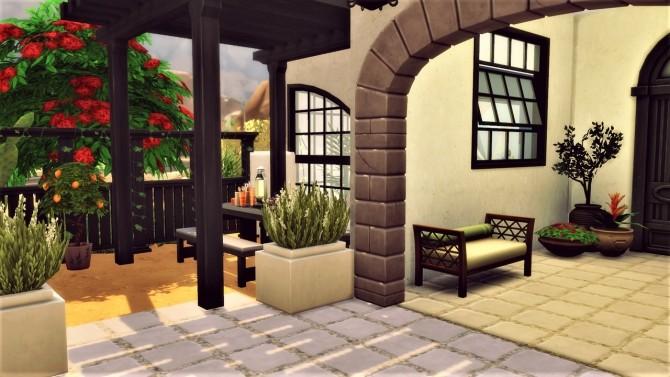 Canyon Lane house at Agathea k image 846 670x377 Sims 4 Updates