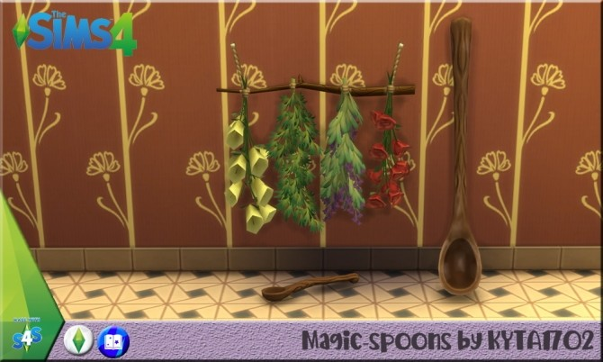Magic Clutter set by Kyta1702 at Simmetje Sims image 8511 670x402 Sims 4 Updates