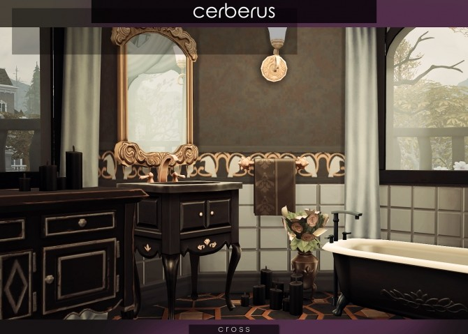Cerberus house at Cross Architecture image 8512 670x479 Sims 4 Updates
