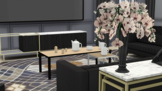 CASE COFFEE TABLE (P) at Meinkatz Creations image 853 670x377 Sims 4 Updates