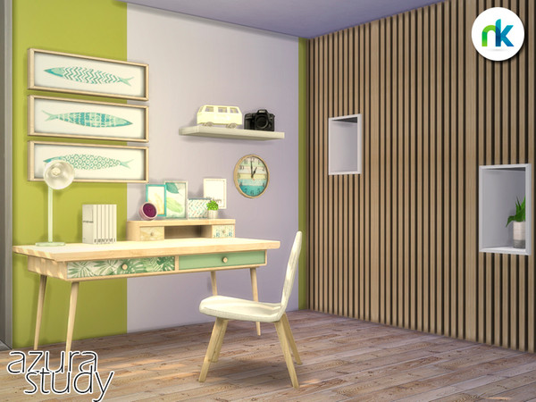 Azura Study by nikadema at TSR image 854 Sims 4 Updates