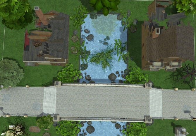 Old and usable stone bridge at Fab Flubs image 878 670x463 Sims 4 Updates