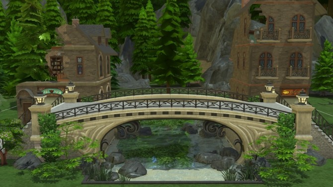 Old and usable stone bridge at Fab Flubs image 888 670x377 Sims 4 Updates