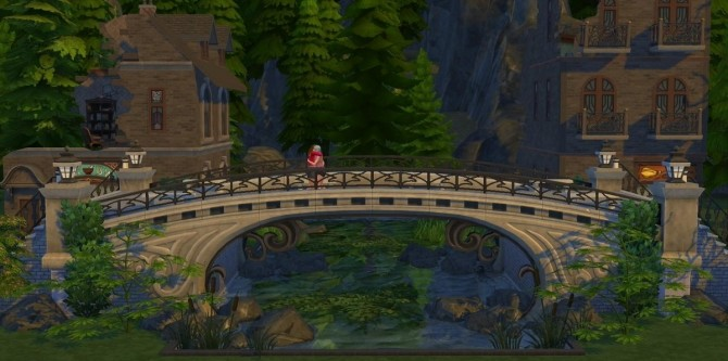 Old and usable stone bridge at Fab Flubs image 898 670x333 Sims 4 Updates