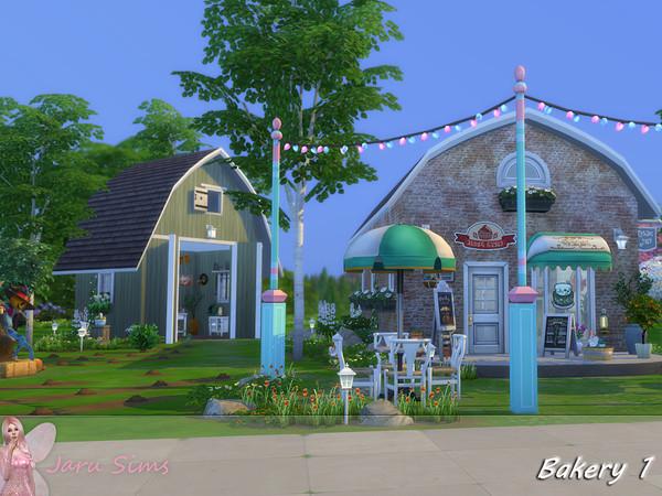 Bakery 1 by Jaru Sims at TSR image 9 Sims 4 Updates
