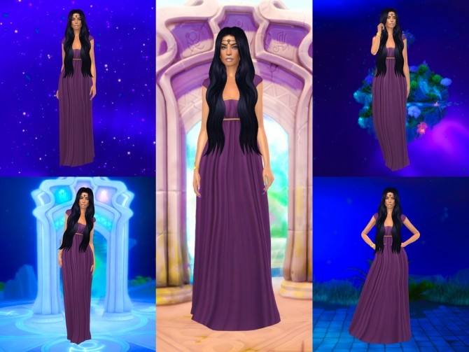 Realm of Magic CAS Backgrounds at Katverse image 9011 670x503 Sims 4 Updates