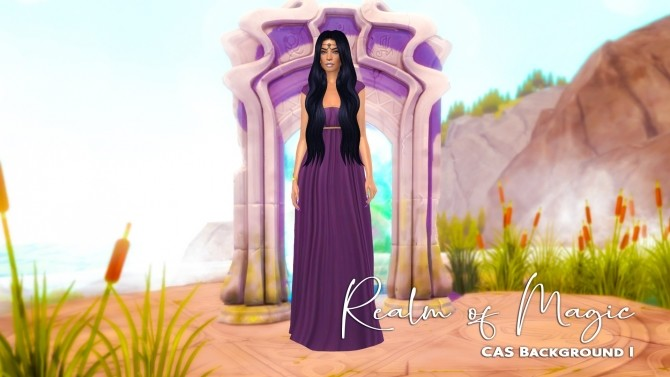 Realm of Magic CAS Backgrounds at Katverse image 9115 670x377 Sims 4 Updates