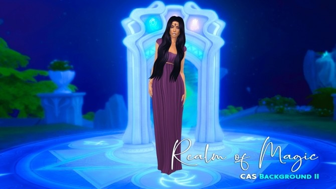 Realm of Magic CAS Backgrounds at Katverse image 9212 670x377 Sims 4 Updates