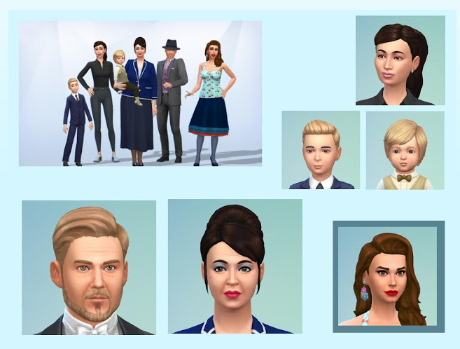 The Symmington family at KyriaT's Sims 4 World image 936 Sims 4 Updates