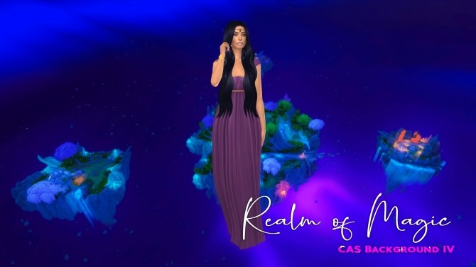 Realm of Magic CAS Backgrounds at Katverse image 9411 670x377 Sims 4 Updates