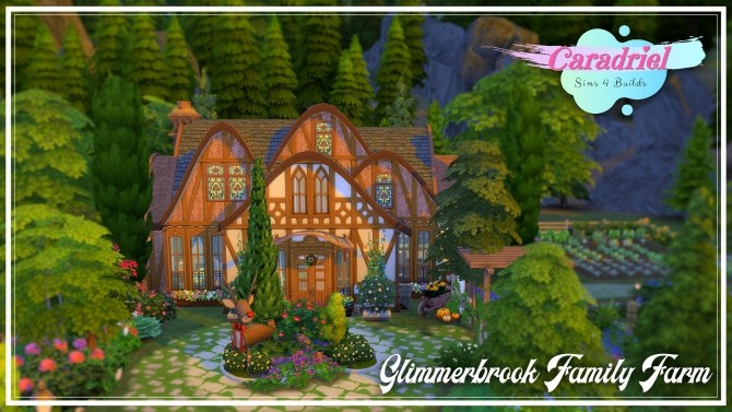 Glimmerbrook Family Farm by Caradriel at Mod The Sims image 945 670x377 Sims 4 Updates