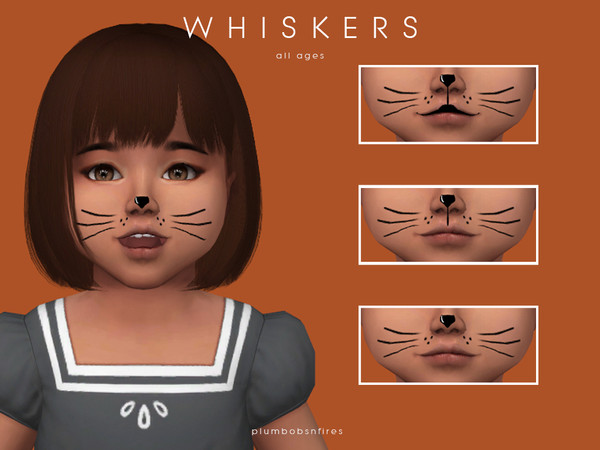 WHISKERS by Plumbobs n Fries at TSR image 980 Sims 4 Updates