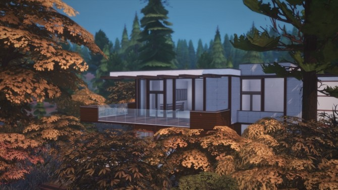 Forest Home at GravySims image 9810 670x377 Sims 4 Updates