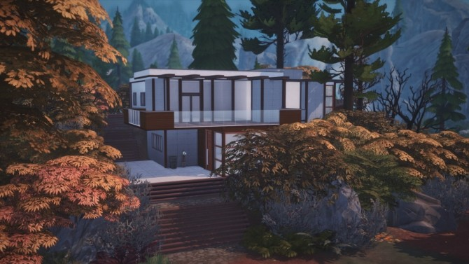 Forest Home at GravySims image 9912 670x377 Sims 4 Updates