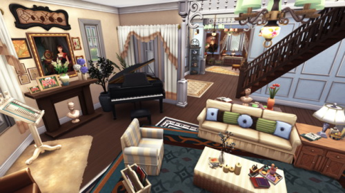 Sabrina the Teenage Witch's house at BERESIMS image 996 Sims 4 Updates