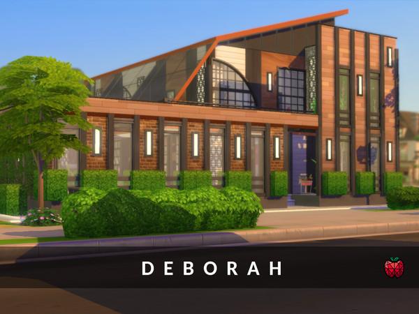 Deborah house by melapples at TSR image 10015 Sims 4 Updates