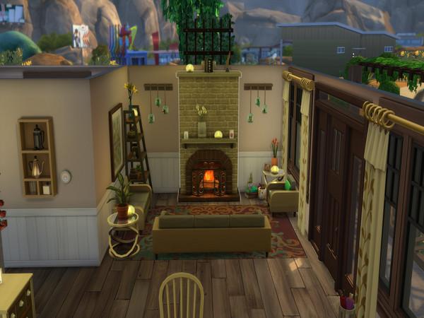 Humble Homestead by LJaneP6 at TSR image 1020 Sims 4 Updates