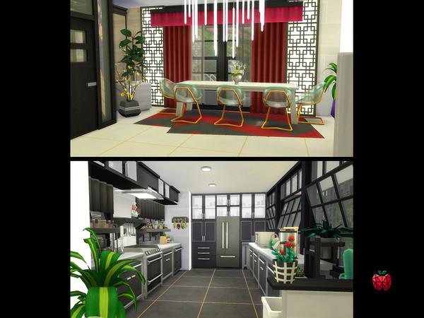 Deborah house by melapples at TSR image 10217 Sims 4 Updates