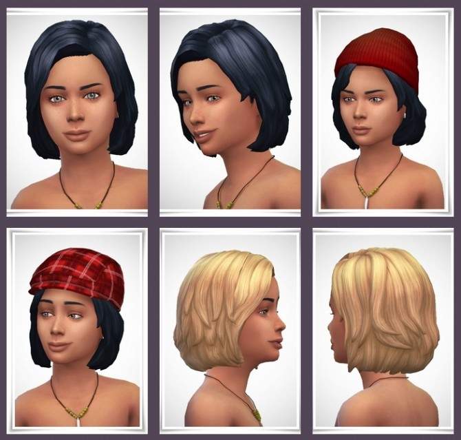 Little Mario Hair at Birksches Sims Blog image 1027 670x639 Sims 4 Updates