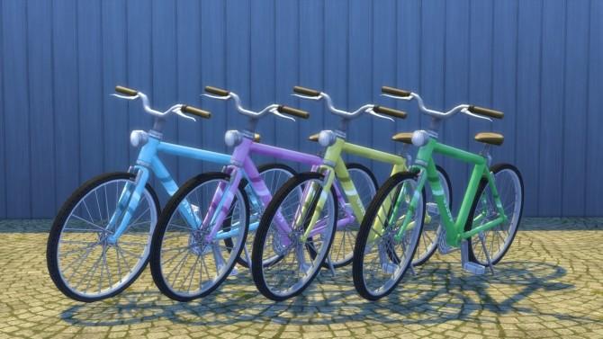 Sims 4 Bicycle at Alial Sim