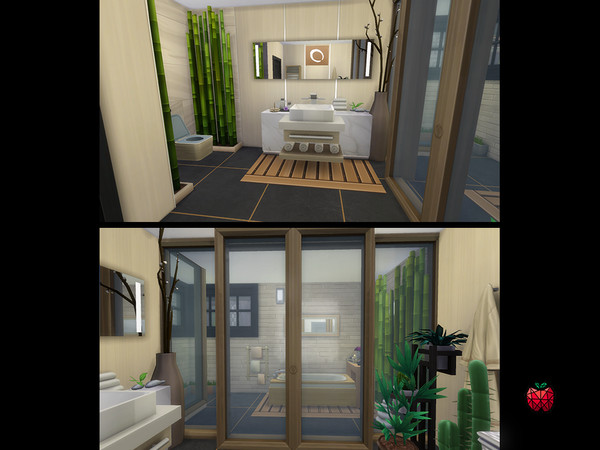 Deborah house by melapples at TSR image 10316 Sims 4 Updates