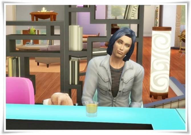Sims 4 Mario Hair at Birksches Sims Blog