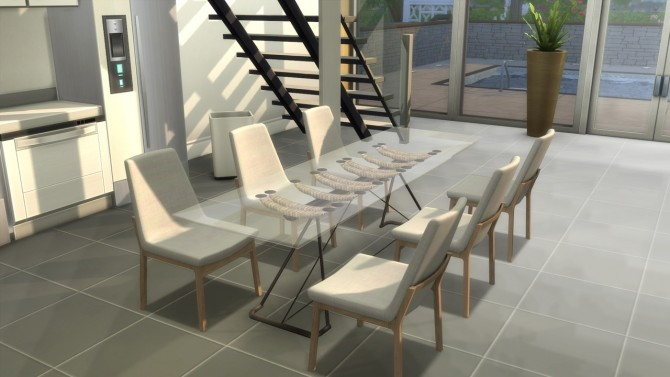 Design Dining Table Venice at OceanRAZR image 1081 670x377 Sims 4 Updates