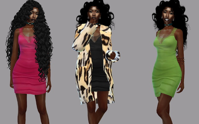 Autumn Winter Collection 2019 at Teenageeaglerunner image 1097 Sims 4 Updates