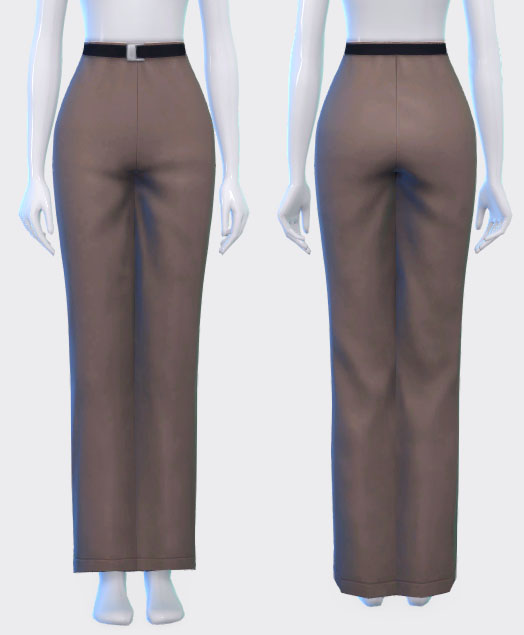 Sims 4 Joanne Sweater and Pants (P) at Pickypikachu