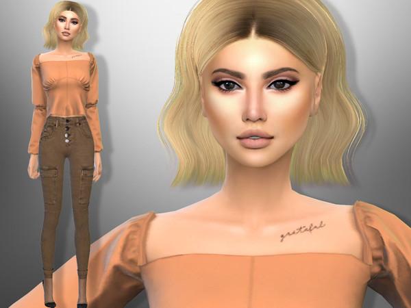 Sims 4 Melina Aspen by divaka45 at TSR