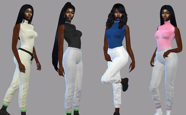 Sims 4 Autumn Winter Collection 2019 at Teenageeaglerunner