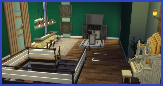 Sims 4 Torendi penthouse by Kosmopolit at Blacky's Sims Zoo