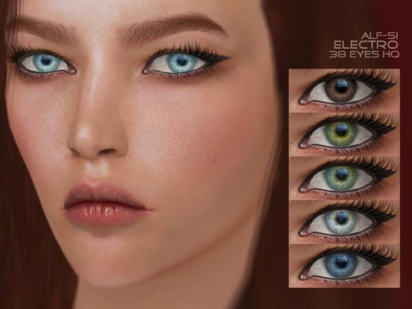Electro Eyes 15 HQ at Alf si image 1155 Sims 4 Updates