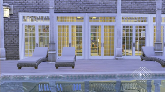 SOMETHING´S GOTTA GIVE HOUSE at RUSTIC SIMS image 1166 670x376 Sims 4 Updates