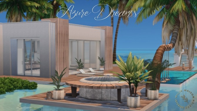 AZURE DREAMS at Milja Maison image 117 670x377 Sims 4 Updates