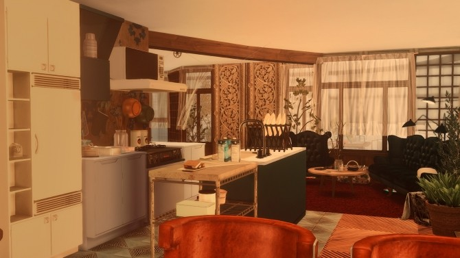 85   WHIMSICAL APARTMENT 702 ZENVIEW at SoulSisterSims image 1198 670x377 Sims 4 Updates