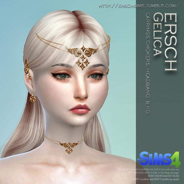Gelica Set at ErSch Sims image 12012 Sims 4 Updates